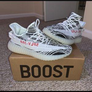 """Yeezy 350 boost v2 """"zebra"""""""